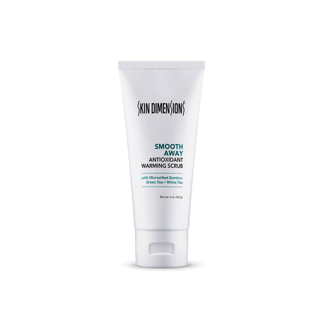 Skin Dimensions Smooth Away Antioxidant Warming Scrub
