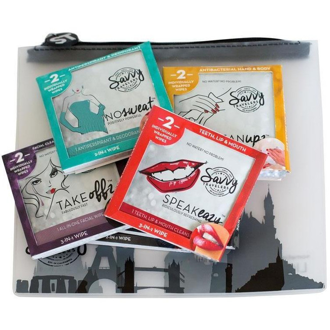 Savvy Travelers Getaway Kit