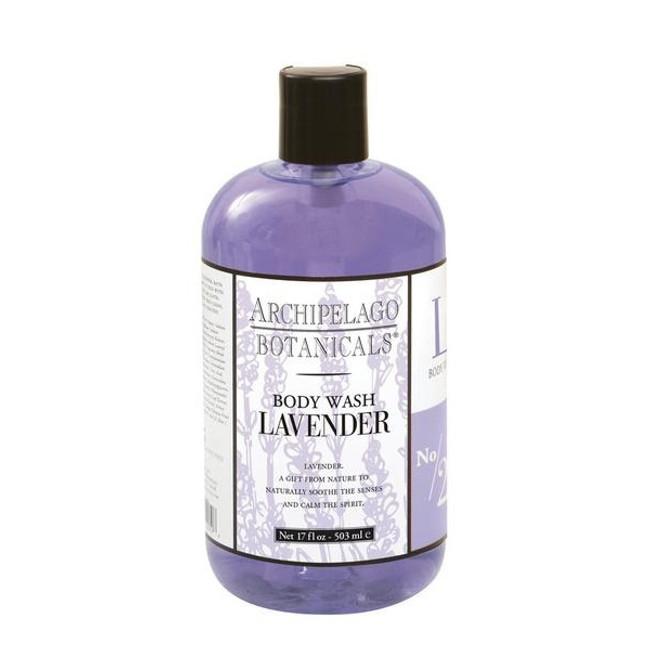 Archipelago Botanicals Lavender Body Wash