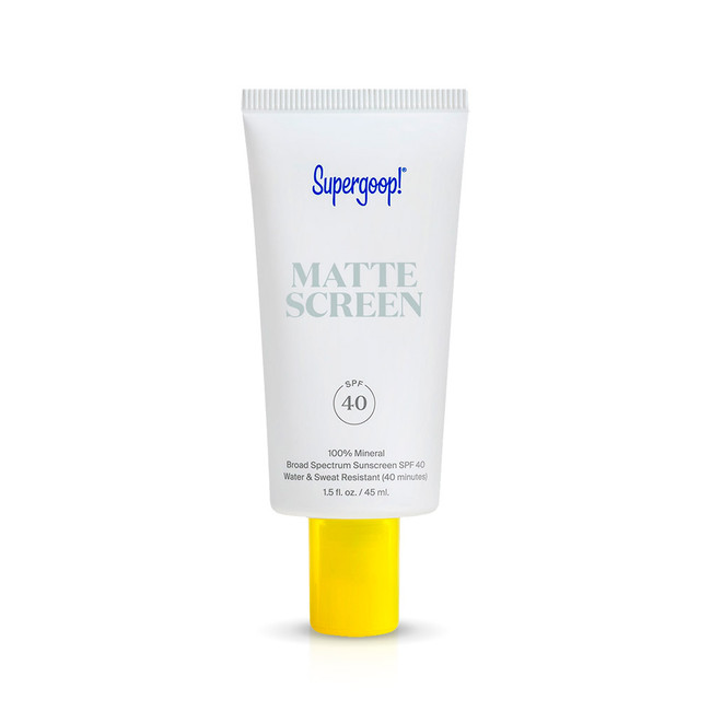 Supergoop! Mattescreen SPF 40