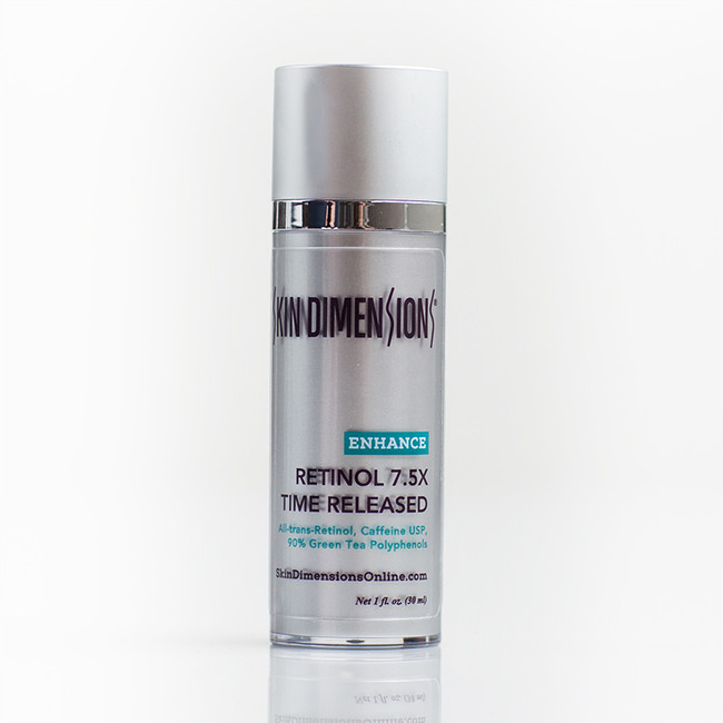Skin Dimensions Retinol 7.5x Time Released