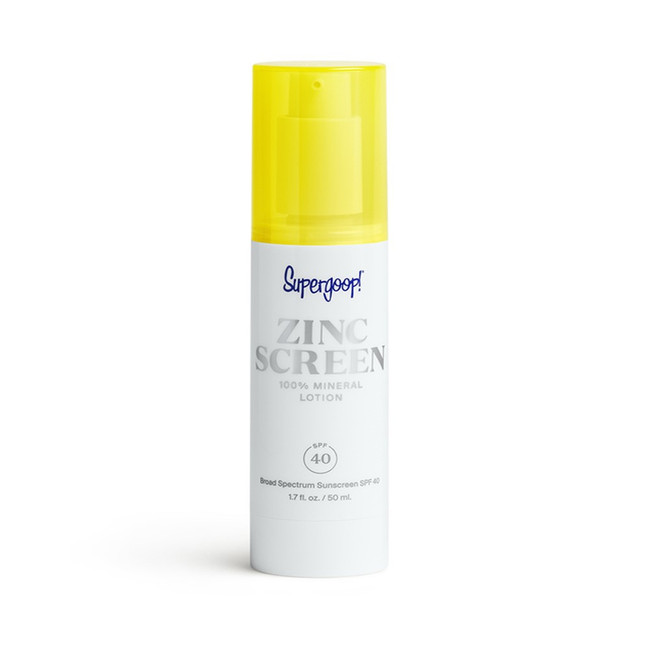 Supergoop! Zincscreen 100% Mineral Lotion SPF 40