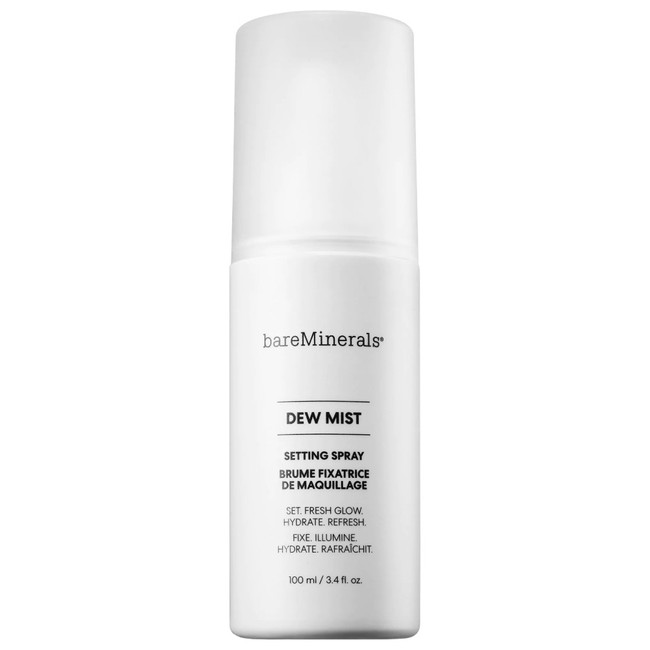 bareMinerals Dew Mist Shimmering Setting Spray