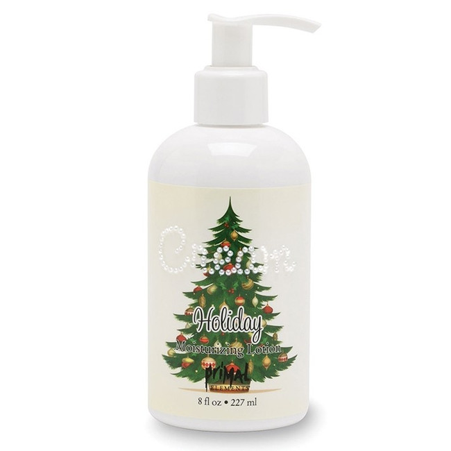 Primal Elements Holiday Moisturizing Lotion
