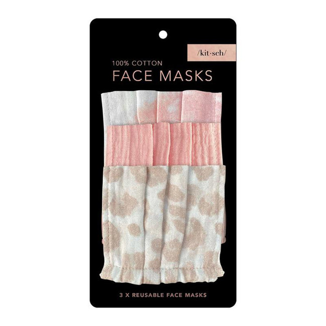 Kitsch Cotton Mask Blush