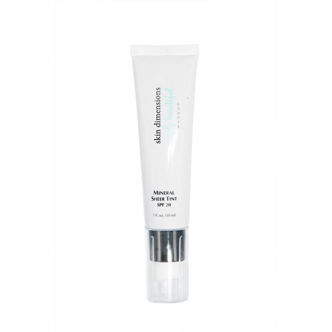 Simply Beautiful Mineral Sheer Tint SPF 20