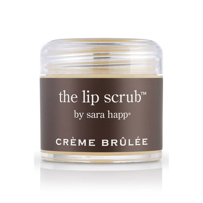 The Lip Scrub by Sara Happ - Creme Brulee