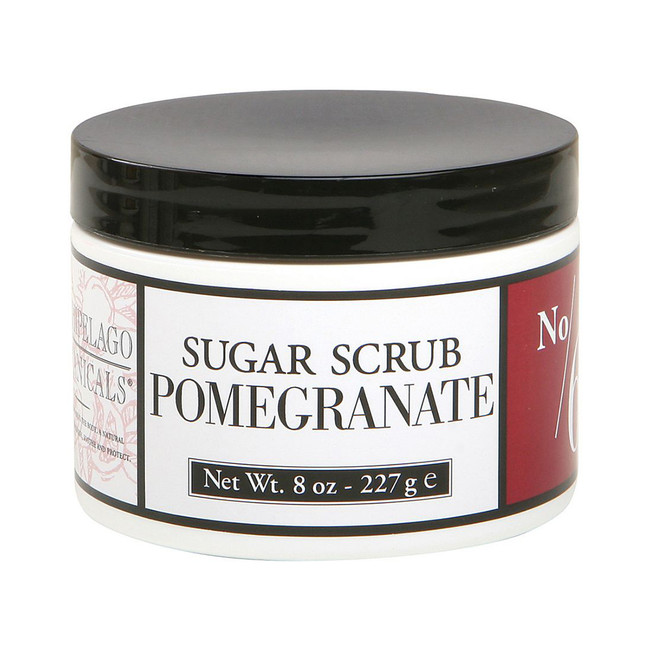 Archipelago Botanicals Pomegranate Sugar Body Scrub