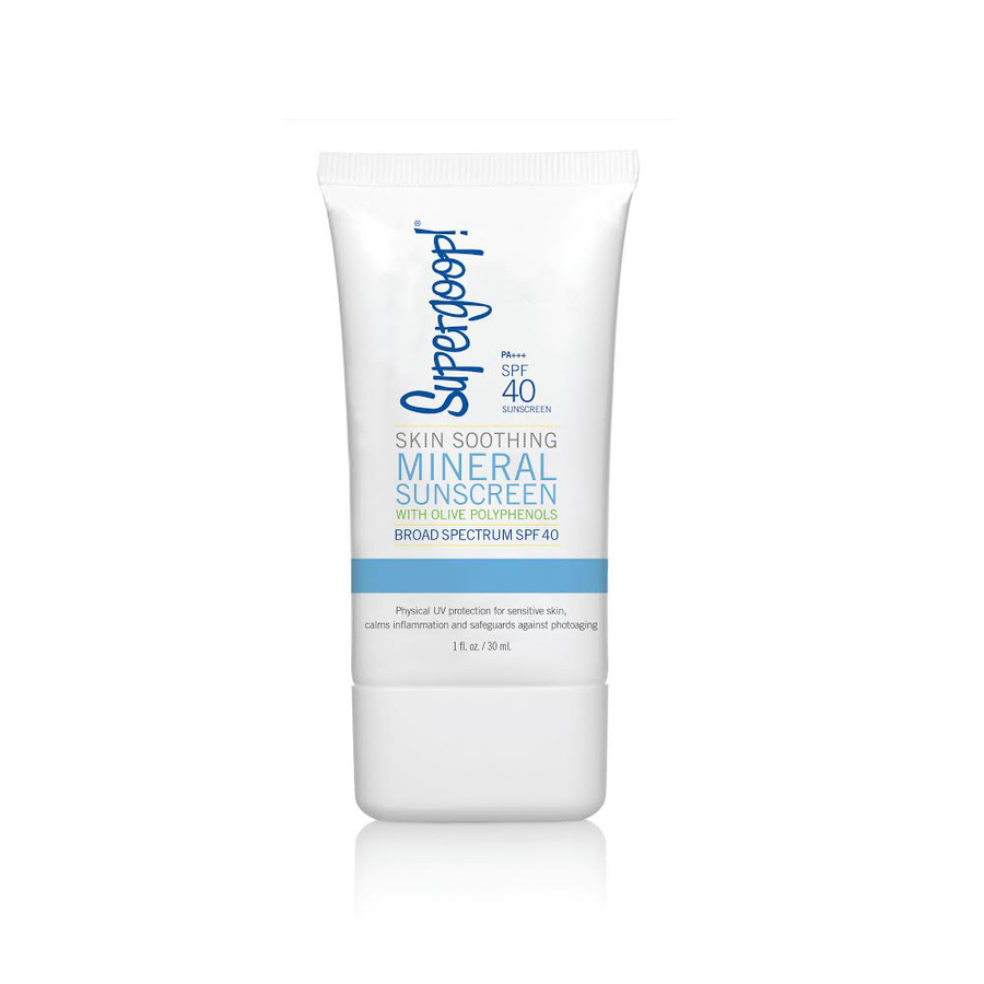 Supergoop! Skin Soothing Mineral Sunscreen SPF 40