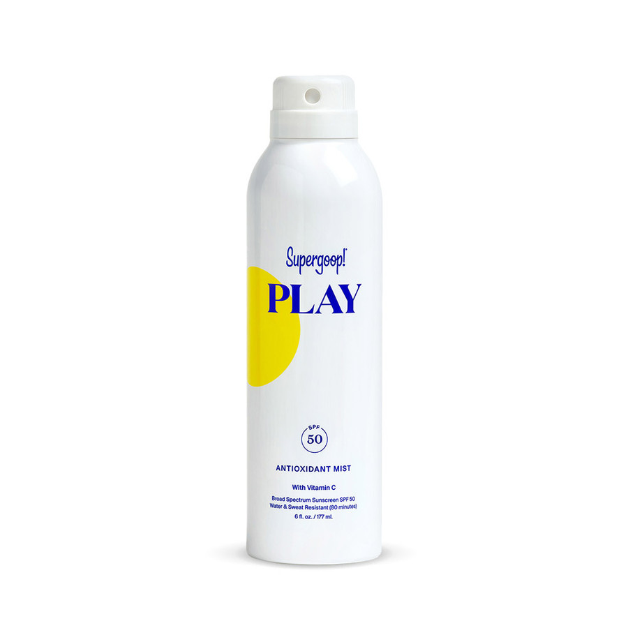 Supergoop! PLAY Antioxidant Body Mist with Vitamin C SPF 50