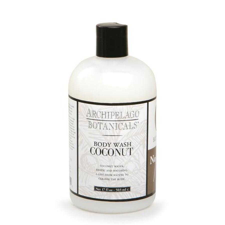 Archipelago Botanicals Coconut Body Wash