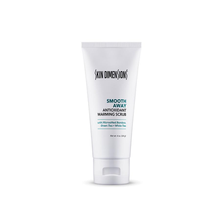 Skin Dimensions Smooth Away Antioxidant Warming Scrub