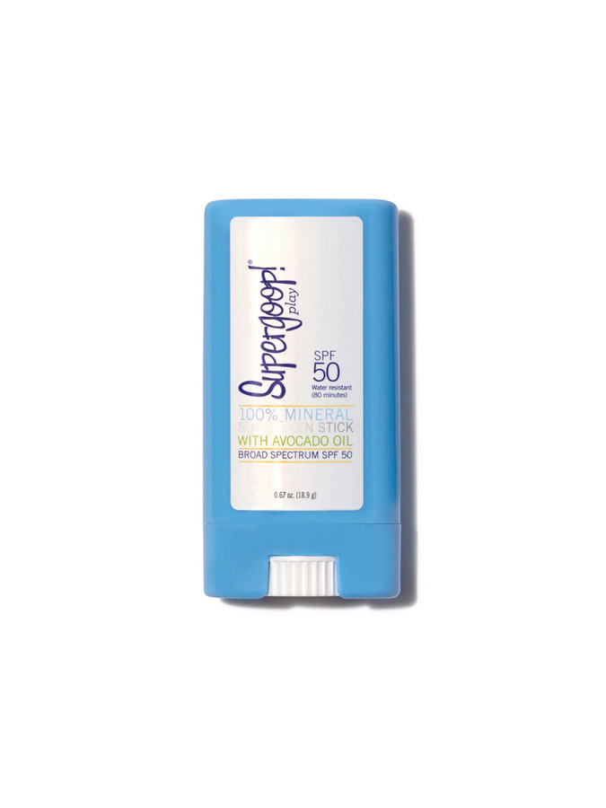 Supergoop! 100% Mineral Sunscreen Stick SPF 50