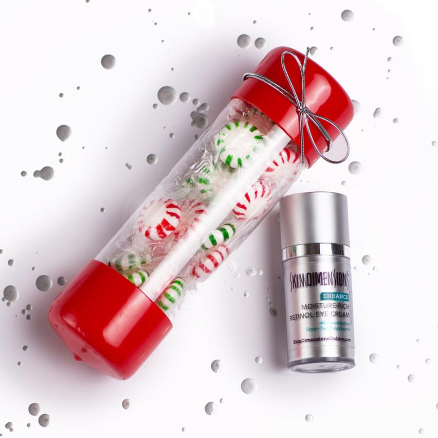 Skin Dimensions Holiday Stocking Stuffer Moisture-Rich Retinol Eye Cream