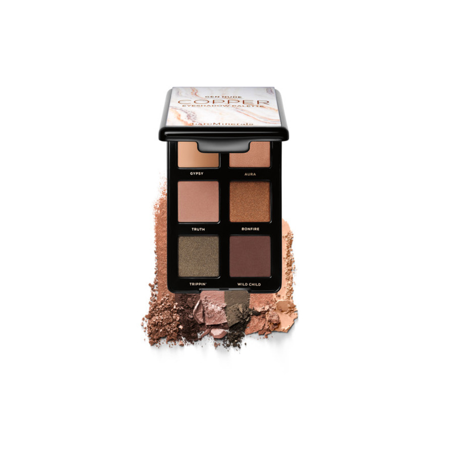 bareMinerals Gen Nude Eyeshadow Palette Copper