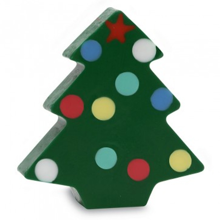 Primal Elements Bar Soap Christmas Tree