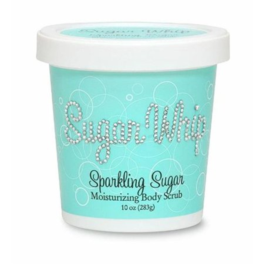 Primal Elements Sugar Whip Sparkling Sugar Moisturizing Body Scrub