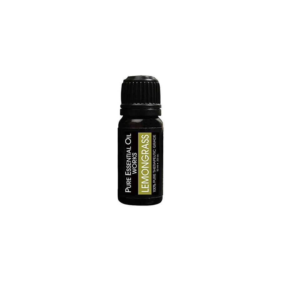 Pure Essential Oil Works Lemongrass