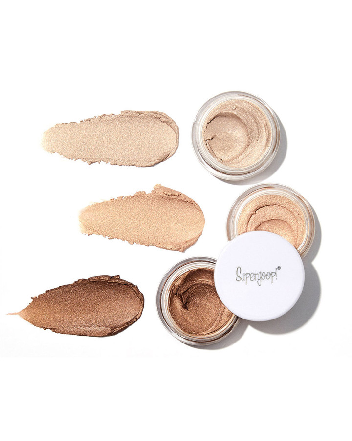 Supergoop! Shimmershade Illuminating Cream Eyeshadow SPF 30