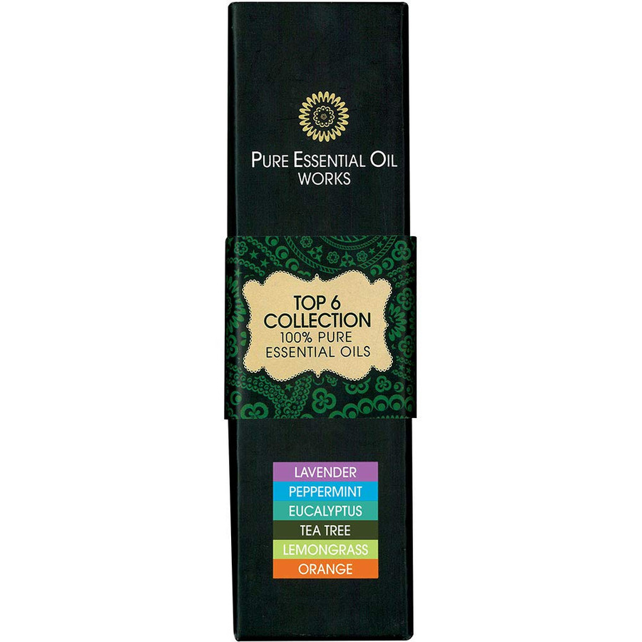 Pure Essential Oil Works Collection
