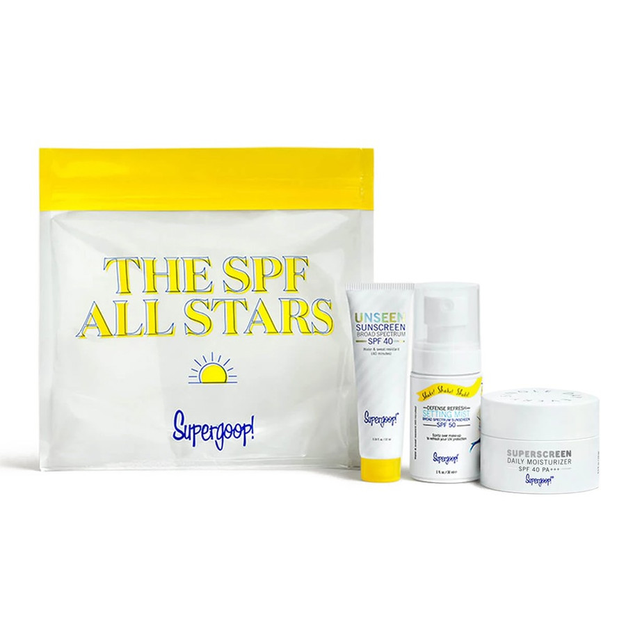 Supergoop! SPF All Stars Set