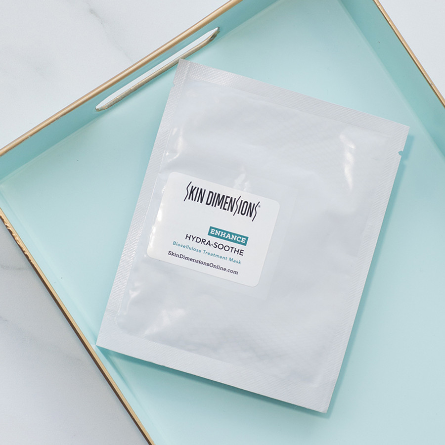 Skin Dimensions Hydra-Soothe Biocellulose Treatment Mask