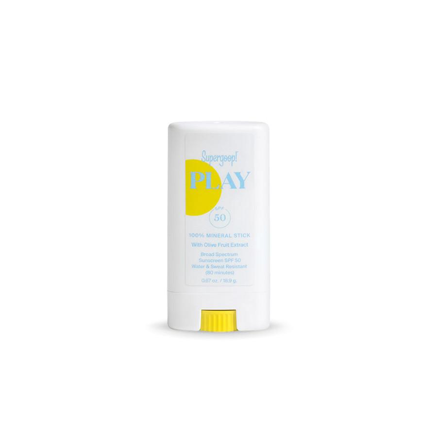 Supergoop! PLAY 100% Mineral Sunscreen Stick SPF 50