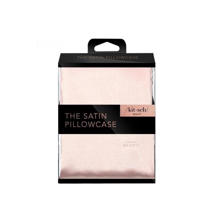 Kitsch The Satin Pillowcase Blush