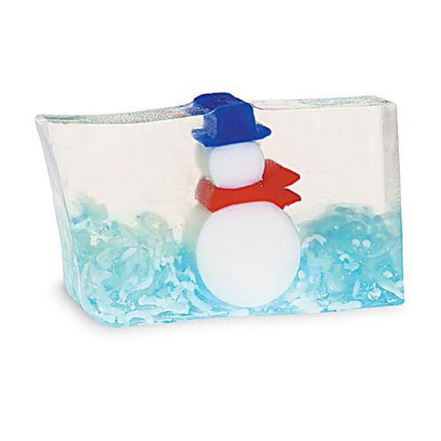 Primal Elements Bar Soap Snowy