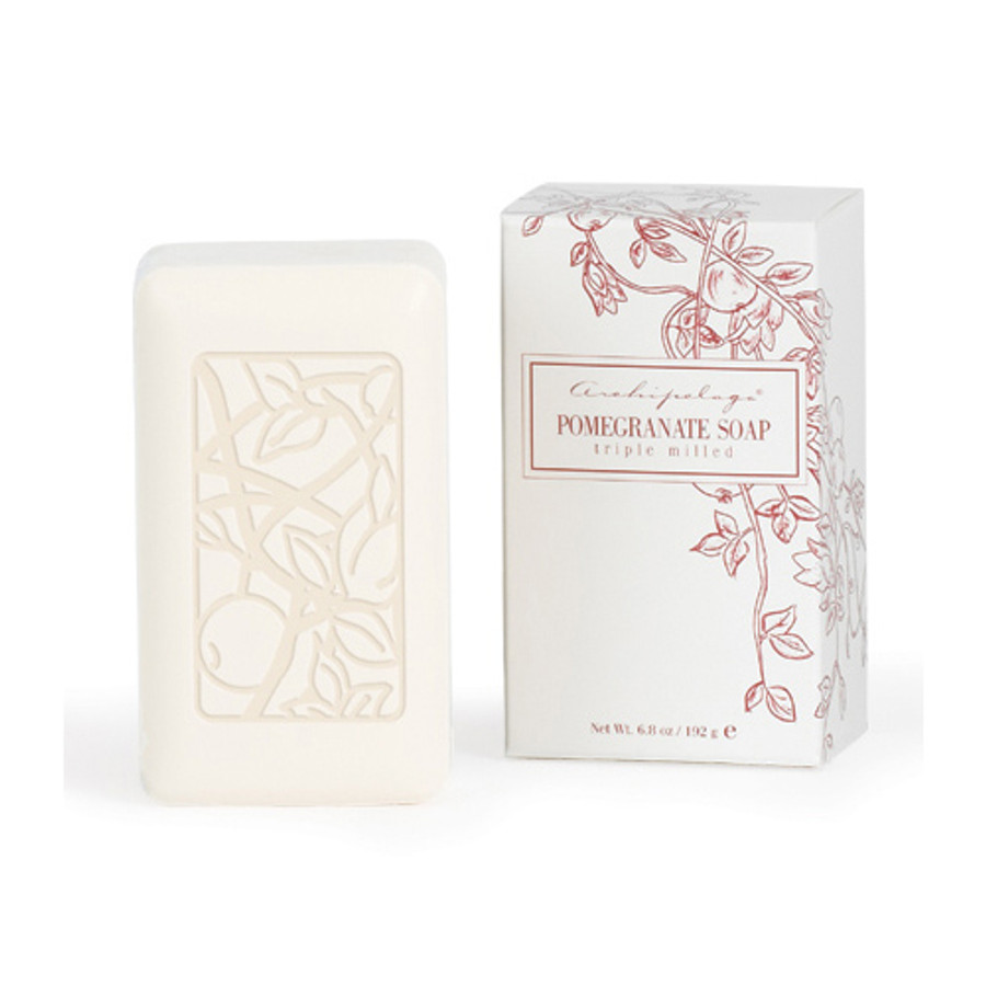 Archipelago Botanicals Pomegranate Bar Soap