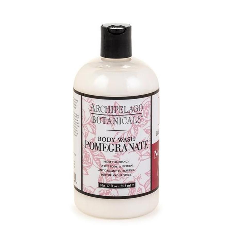 Archipelago Botanicals Pomegranate Body Wash