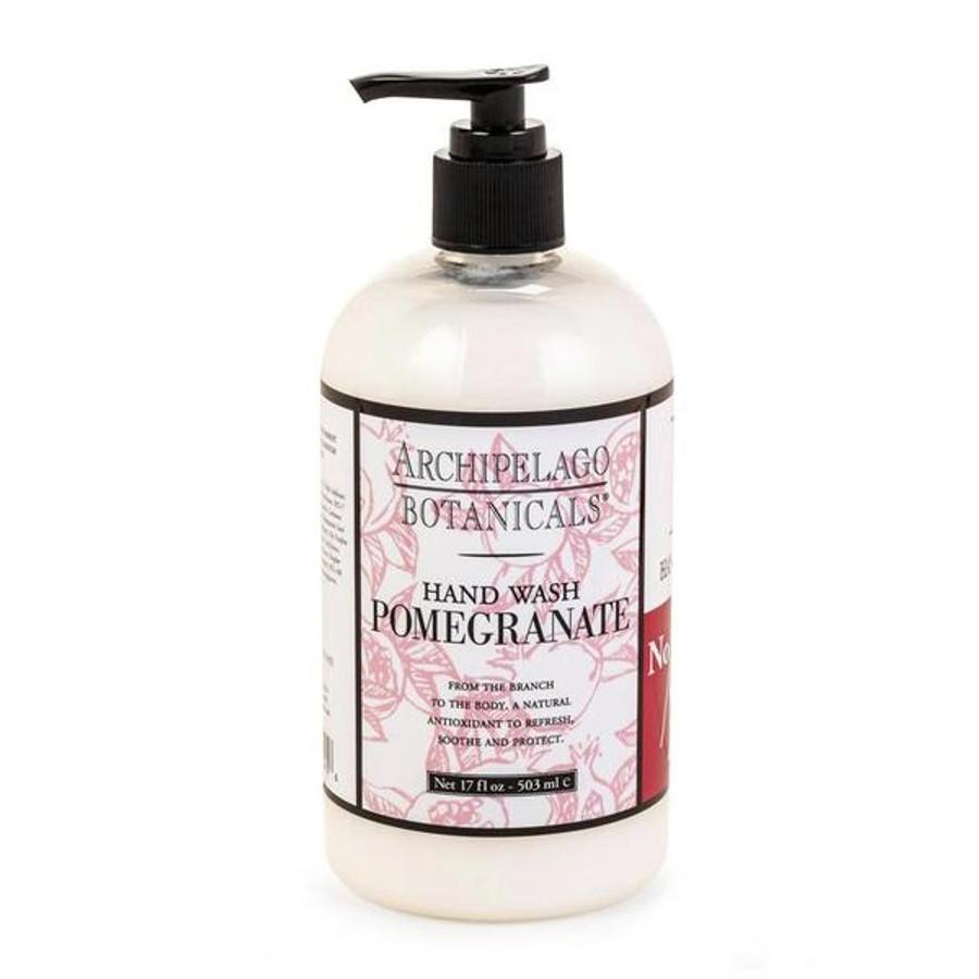Archipelago Botanicals Pomegranate Hand Wash