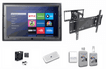 36-43 Inch Outdoor Enclosure Full Motion Mount Ultimate Combo Kit-The TV Shield