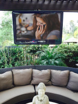 The Benefits of Installing a Professional Outdoor TV Cabinet