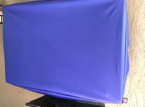 Dust Cover for TVSPRO 7580 Enclosure - Signature Blue