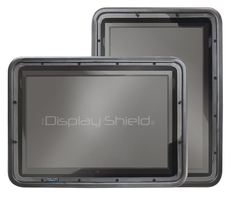 The TV Shield Outdoor TV Enclosure/Cabinet Portrait and Landscape