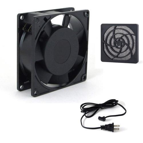 The TV Shield cooling fan