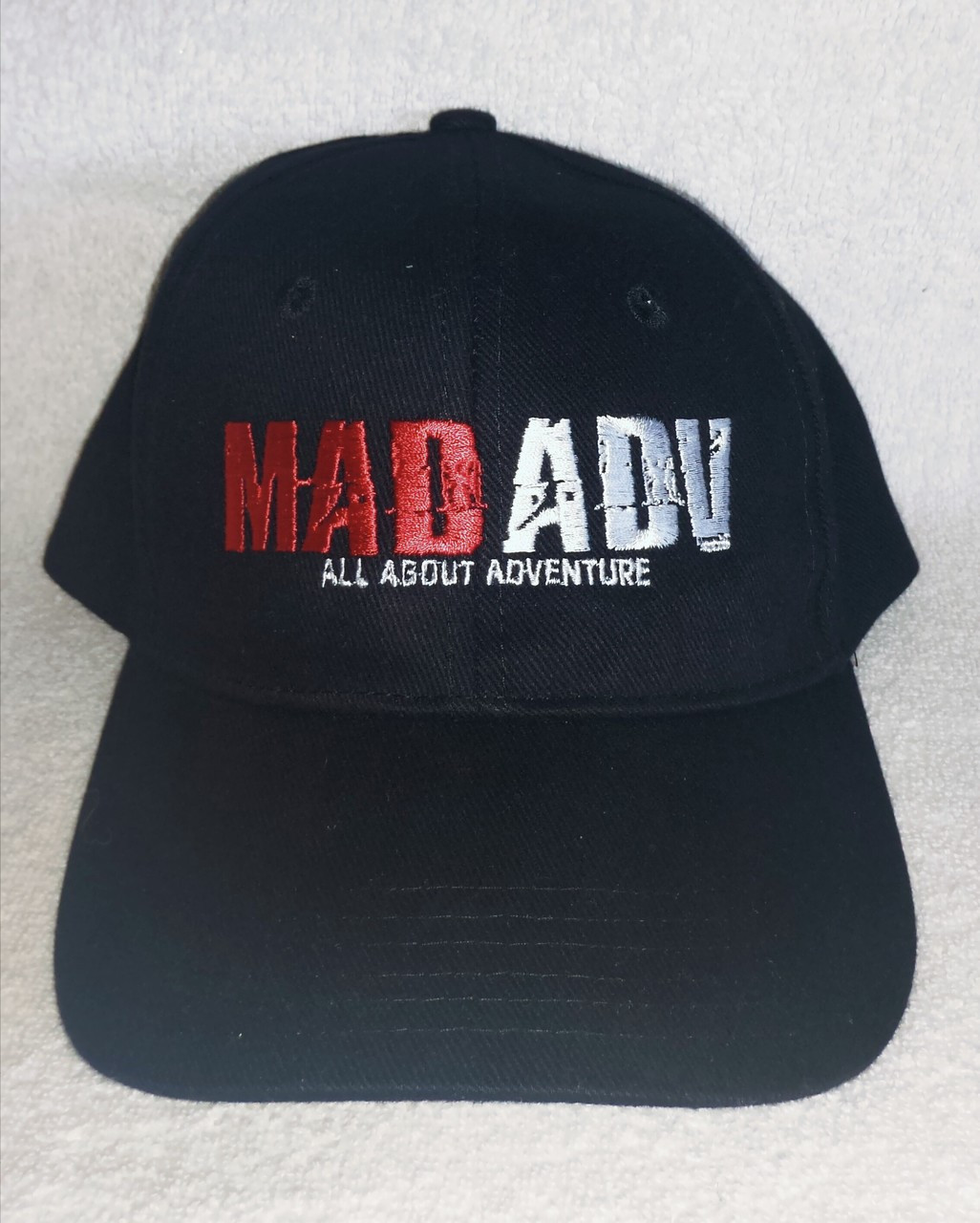 Mad Adv Hat (with FREE AJP PR7 Std)