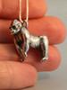 Gorilla Charm - Silver