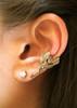 Fairy Ear Cuff in Bronze