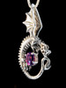 Oracle Dragon with Amethyst