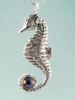 Seahorse w/Black Pearl