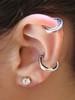 Sterling Silver Ear Cuffs