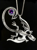 Balerion Dragon with Amethyst