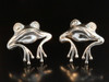 Cuff Links - Good Luck Frog Cuff Links