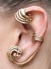 Bronze Wave Wrapture Ear Wrap