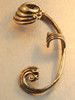 Wave Wrapture Ear Wrap -Bronze