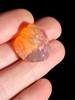 Violaceous Surge - Mexican Fire Opal