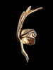 Dragon Wing Ear Cuff -Bronze