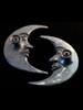 Moon Drawer Pulls - Bronze